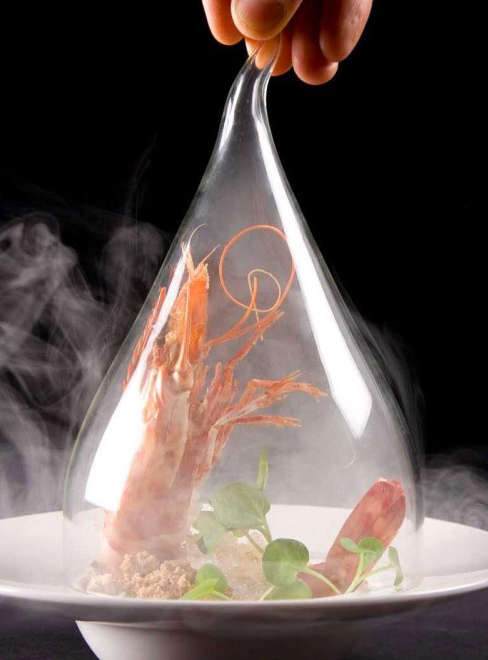 ¿Qué es la gastronomía molecular?